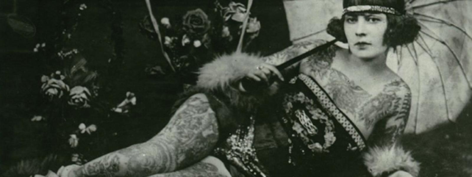Tetovirane žene