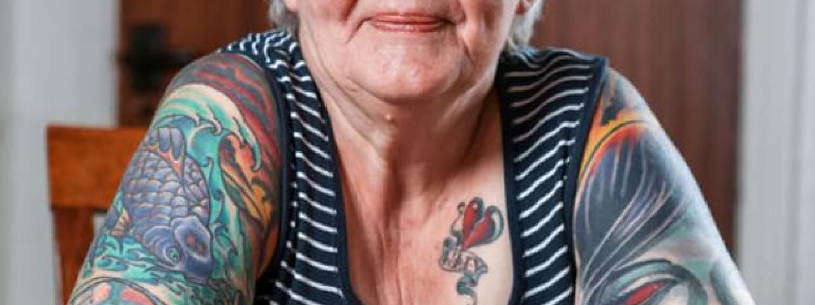 Društvena stigma tetovaža